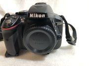 Umfangreiche Fotoausrüstung