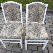 Schöne alte Stühle