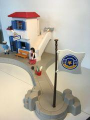 Playmobil Gefängnis am See