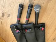 Mikrofone Shure SM57 SM58