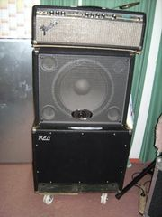 Reußenzehn Bassbox 200 Watt