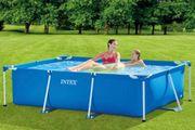 Neu INTEX Metal Frame Pool