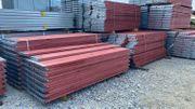 Gerüst 126m2 12x10 Baugerüst Fassadengerüst