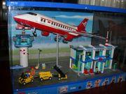 LEGO-CITY 3182 Ausstellungsvitrine Flughafen m
