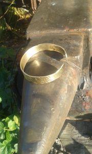 Armband Bronzelegierung Handgefertigt Unikate Larp