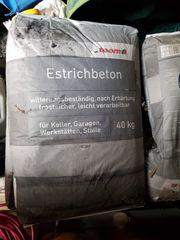 Estrich-Beton 10x 40kg