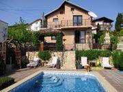 Haus mit Meerblick Pool zu