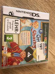 Nintendo DS Capt n Sharky