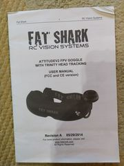 FAT SHARK RC Vision System