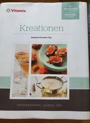 Kochbuch für den Vitamix