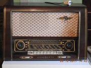 Alter Radio Loewe Opta Apollo