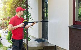 Bild 4 - Fassadenreinigung Steinreinigung Dachreinigung Maler - Essen Frillendorf