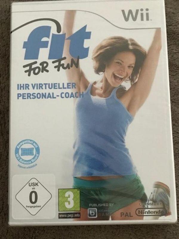 wii Spiel fit for fun