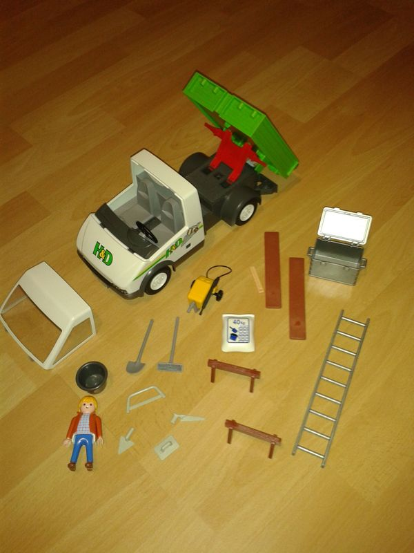 Playmobil 4322 Kleintransporter