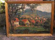 Erwin Pfefferle 1880-1962 Untermünstertal in