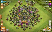 CLASH OF CLANS ACCOUNT NOTVERKAUF