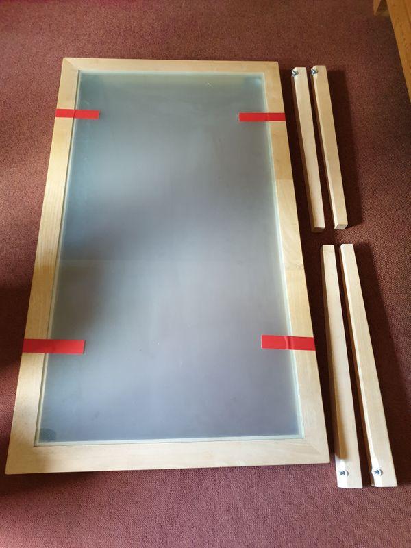Schreibtisch 140 cm x 80