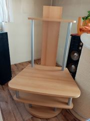 Turm fuer stereo Anlage Masse