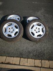 Allwetterreifen Felgen Reifen