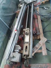 2 Säulen - Hebebühne hydraulisch