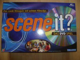 Gesellschaftsspiele - MATTEL - Scene it Kinoquiz mit