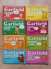 Garfield Comics Sammlung Band 1 -