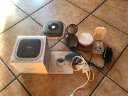 Akku-Hörgerät der Marke Amplifon