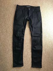 Neu Drykorn Herren Jeans schwarz