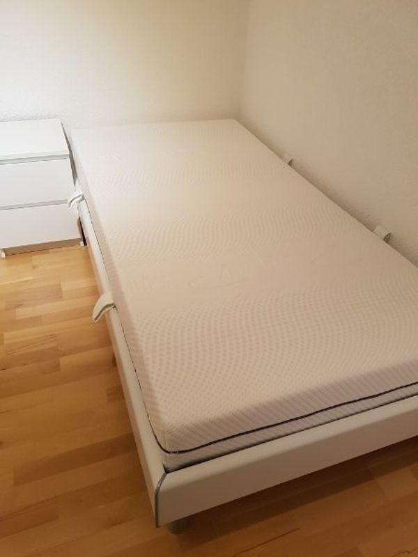 Bett 100x200 Cm In Ulm Betten Kaufen Und Verkaufen über