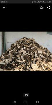 Feuerholz Brennholz Holz Ofen