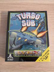 Atari Lynx Turbo Sub - NEU