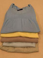 5 schöne Halbarm-Pullover Damen