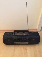 Panasonic RX - FS410 Baustellenradio