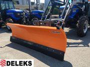 DELEKS LN-250-E Schneeschild mit Euroaufnahme