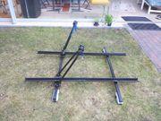 2 Fahrradträger mit Dachreling-Träger