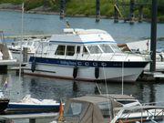 Motorboot Hansa 1200