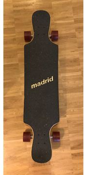 Longboard Madrid