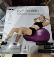 Gymnastik Ball neu unbenutzt original