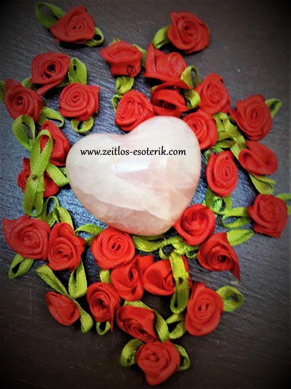 Edelstein Herzen ein Zeichen der