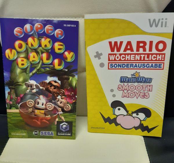 Monkey Ball Wii Wario Smooth