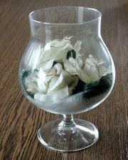 Glasschale Dekorglas Glas Schale Vase