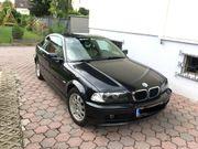 BMW 318i Coupe - frisch vorgeführt