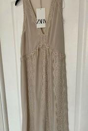 Kleid von Zara Gr M