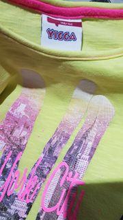 gebr Mädchen-Langarm-Shirt Gr 146 152