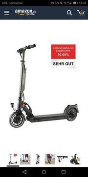 E-scooter mit Straßenzulassung zu verleihen