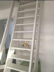 Treppenstufen Blockstufen Speichertreppe 4x27 cm