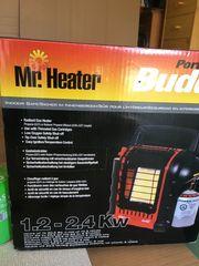 Portabler Buddy Heizstrahler