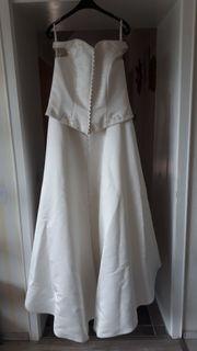 Hochzeitskleid Gr 44