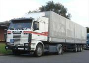 Frontscheibe - SCANIA 82- 113 143