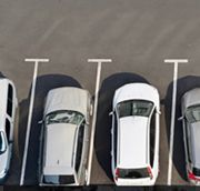 Auto Abstellplatz
